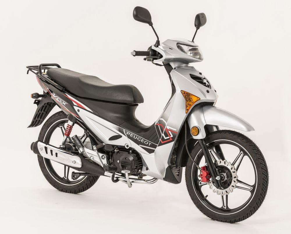 Γνωρίστε το νέο παπί της Peugeot «VOX 110cc»