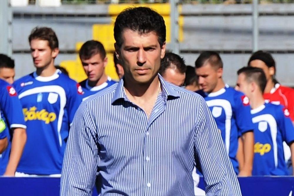 Χριστόπουλος: «Συγκεντρωμένοι 90 λεπτά για τη νίκη»
