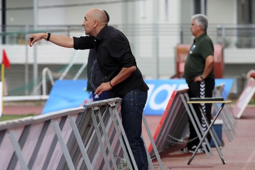 Καρύδας: «Σημαντικό το εντός έδρας ματς με τη Μονπελιέ»