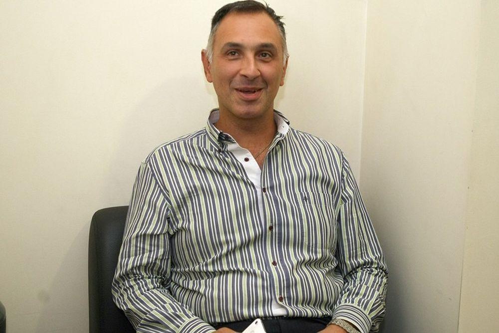 Τσοκτουρίδης: «Θέλουμε Super League και τελικό Κυπέλλου!»
