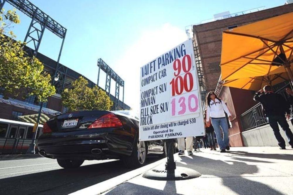 MLB: Παρκάρισμα… 130 δολαρίων