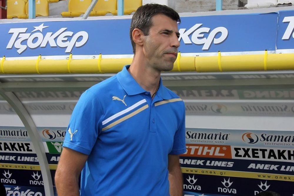Χανιά-Σεροπιάν: «Στόχος η νίκη σε κάθε ματς»