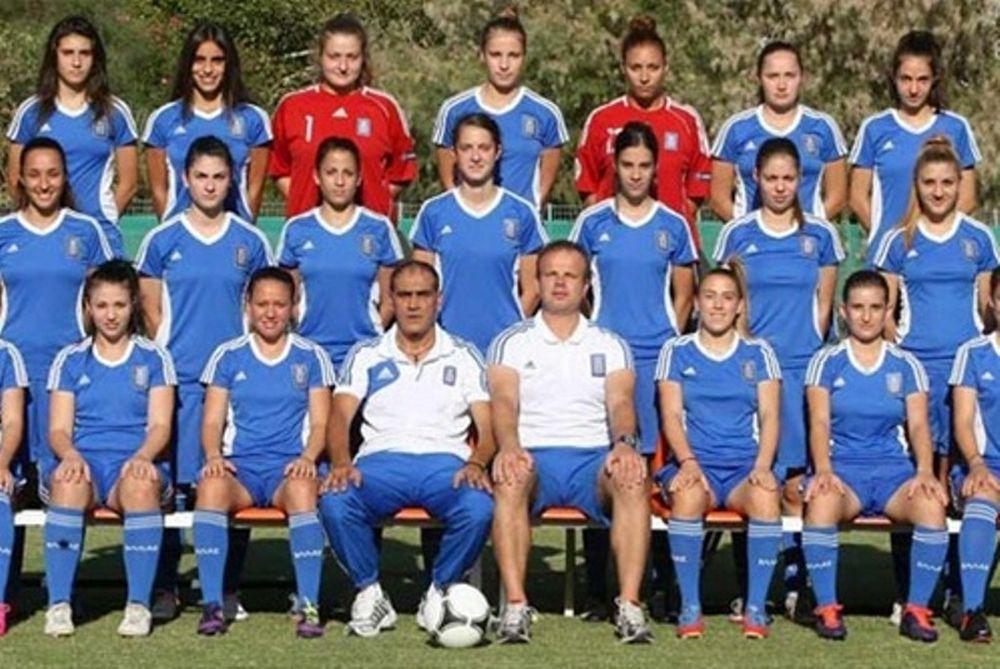 Εθνική Νεανίδων: Πρόκριση στη Β' φάση του Ευρωπαϊκού Πρωταθλήματος