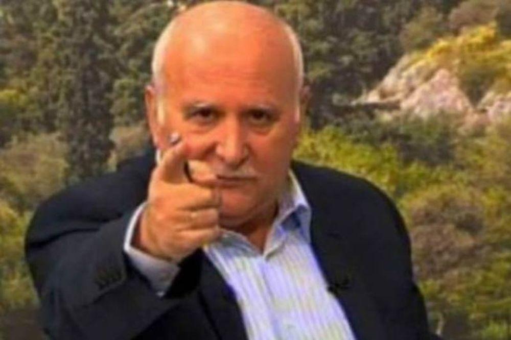 Έξαλλος ο Παπαδάκης με τηλεθεατή: Είσαι γιουσουφάκι του Κασιδιάρη