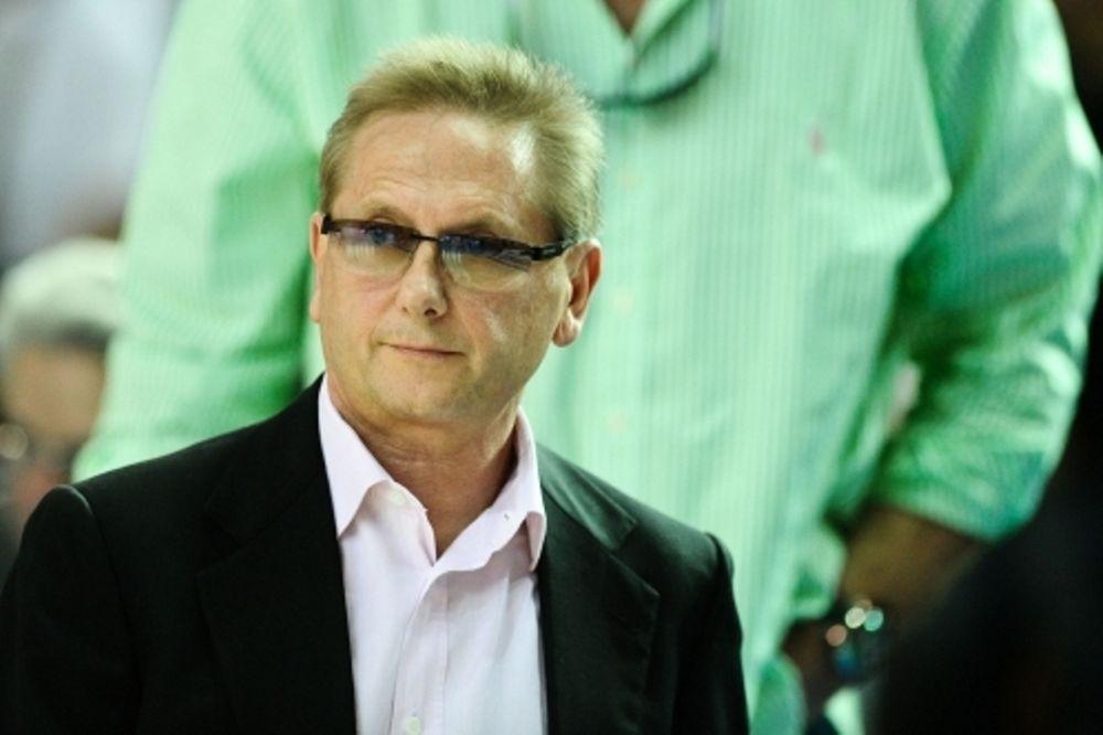Ζαλγκίρις-Ρομανόφ: «Ήμουν σίγουρος για τη νίκη επί του Ολυμπιακού»