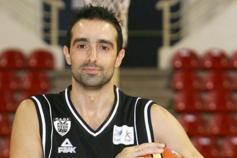 ΠΑΟΚ: Μόνος του ο Χαραλαμπίδης