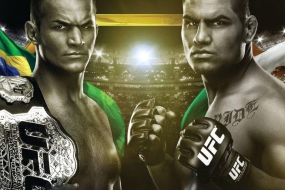 UFC 155: Το πόστερ του «Dos Santos vs Velasquez 2»