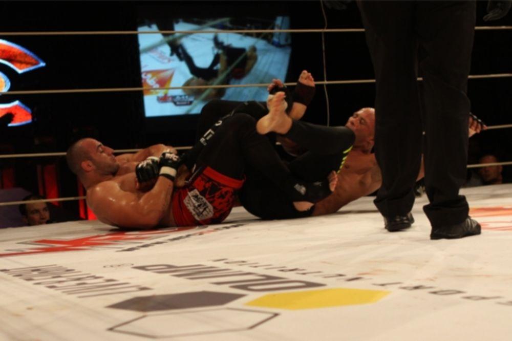 MMA: Στη Βουλγαρία ο Ηρακλής Γρηγοριάδης