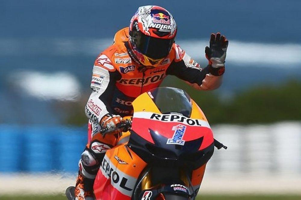 Moto GP Αυστραλίας: Ο Στόνερ την pole position