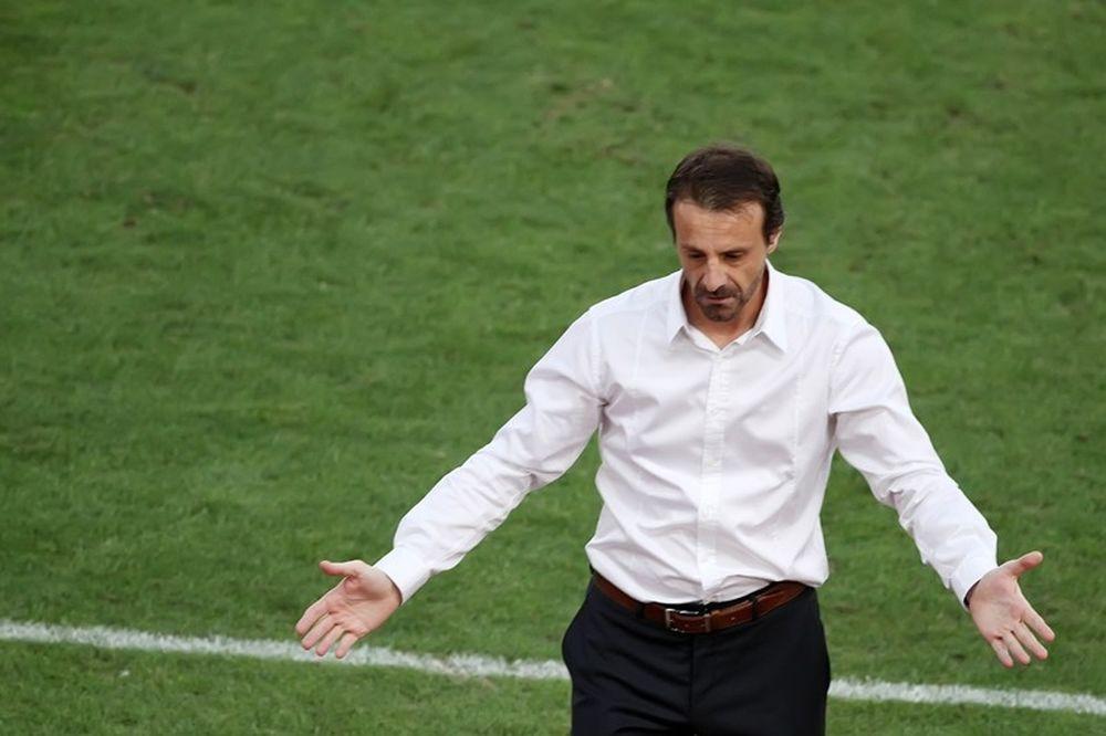 Μάντζιος: «Μπορούμε τη νίκη με ΠΑΟΚ»