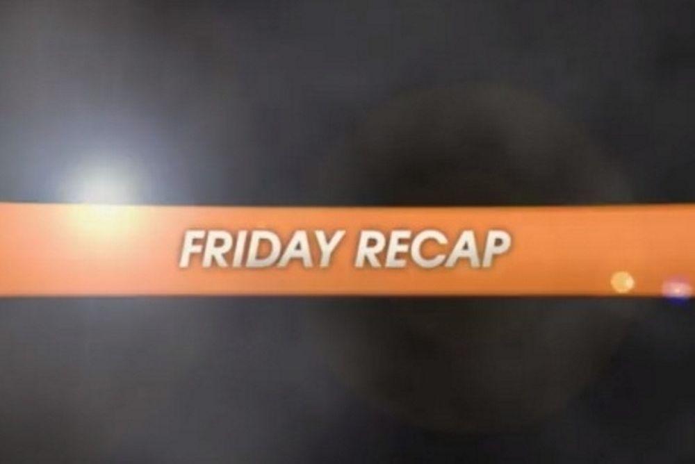 Ευρωλίγκα: Η ανασκόπηση της Παρασκευής 26/10 (video)