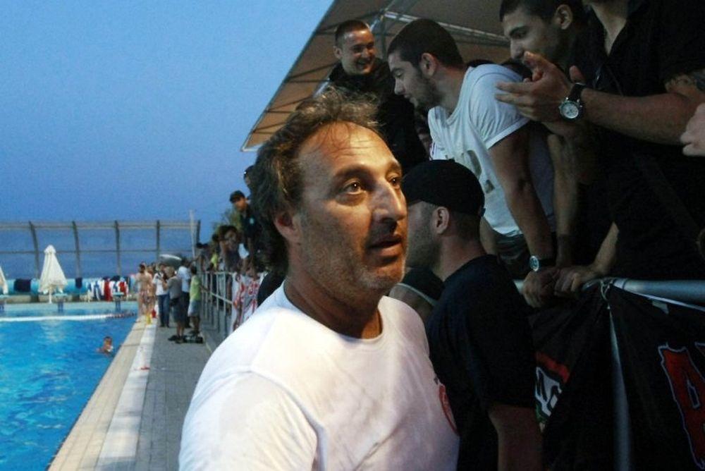Χίος: Φιλικό με την ομάδα του Πάτερου