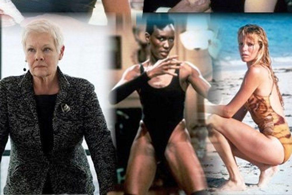 Τα κορίτσια του 007 που αγαπήσαμε