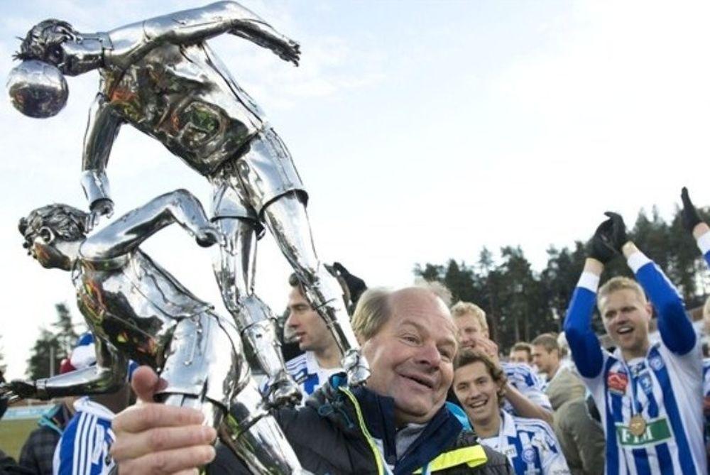 Τέταρτο σερί πρωτάθλημα για Ελσίνκι