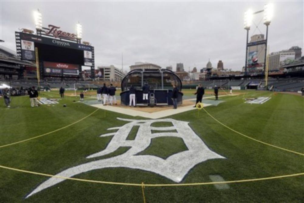 MLB: Μεταφορά στο κρύο «Comerica Park»