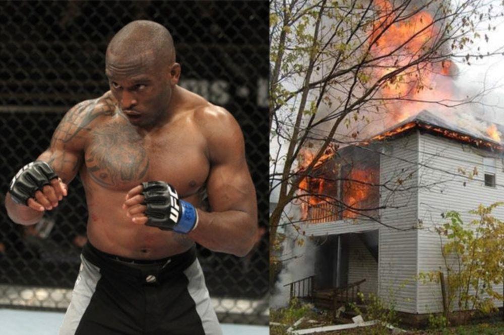 MMA: Τραυματίστηκε ο… πυροσβέστης Shamar Bailey
