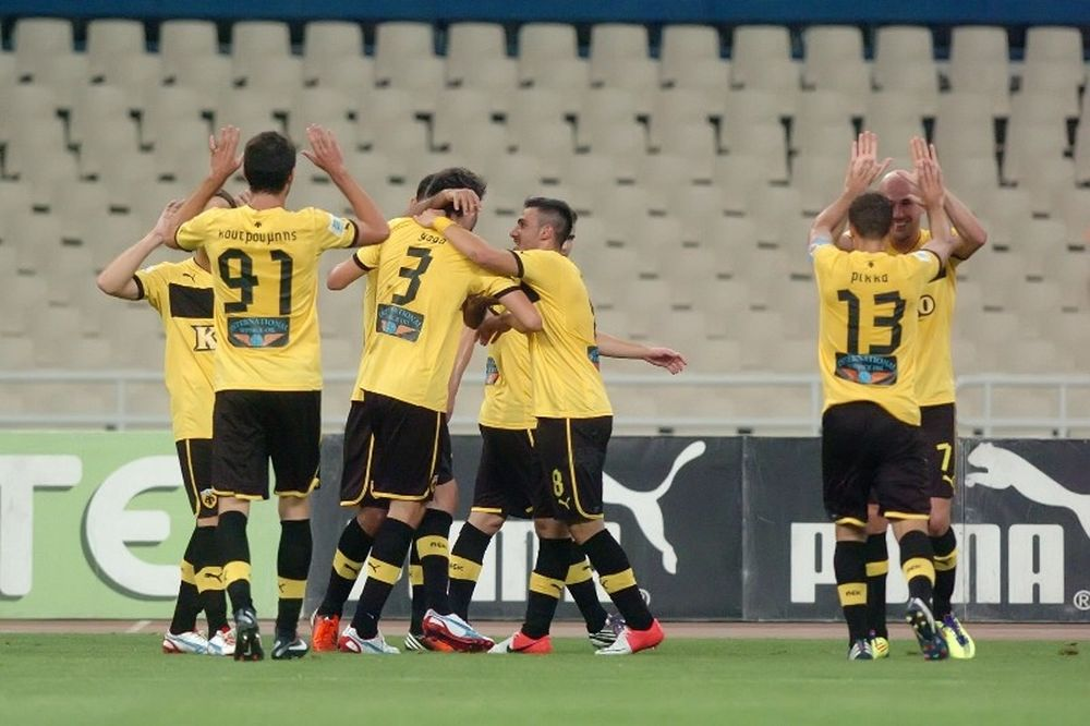 Super League: «Κιτρινόμαυρο»… ΟΧΙ!