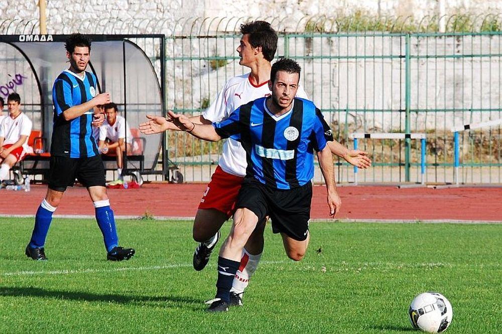 Χαλκίδα-Πανναυπλιακός 1-0