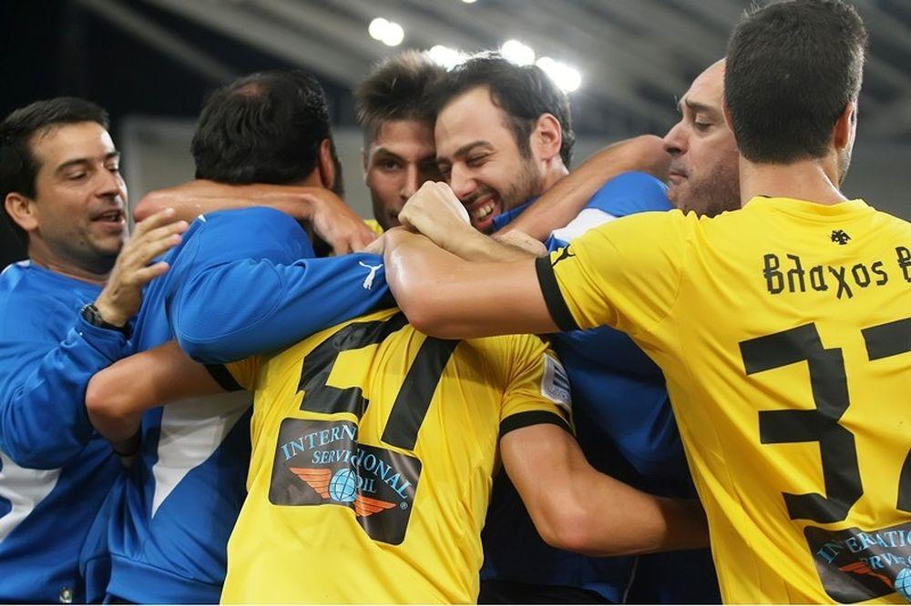 «Έσπασε» το ρόδι με… Φούντα η ΑΕΚ, 1-0 τον Πλατανιά!