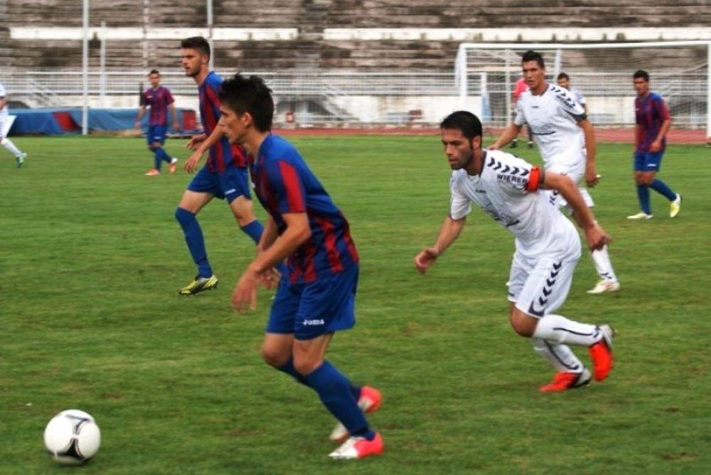 Τρίκαλα-ΑΕ Καραϊσκάκης 2-1