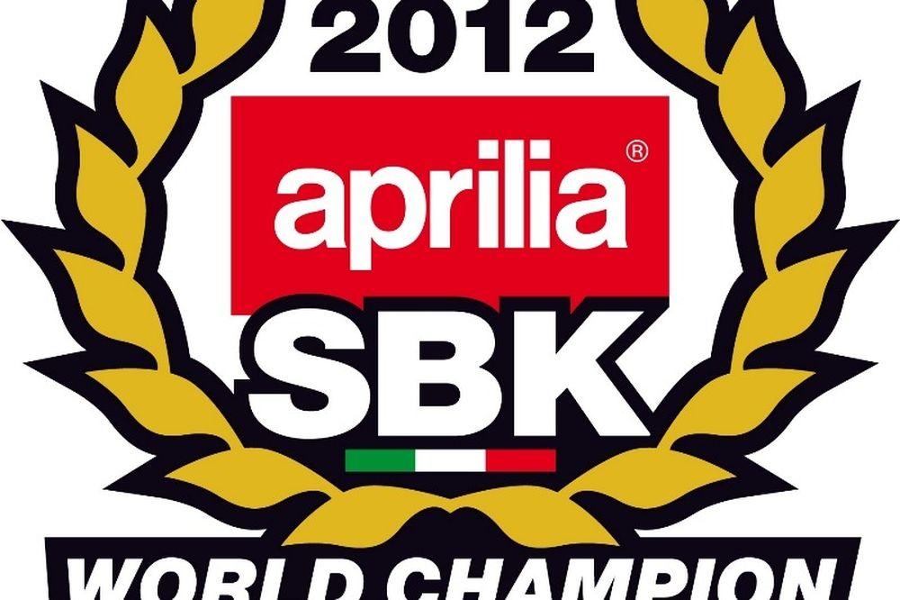 Η Αprilia Παγκόσμια Πρωταθλήτρια SUPERBIKE (photos)
