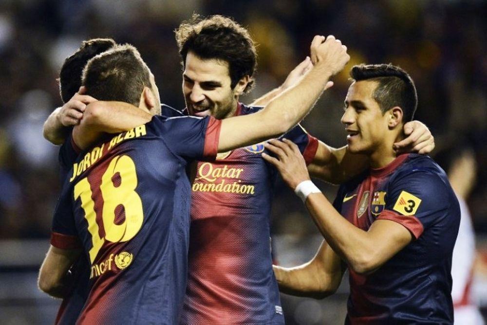 Κύπελλο Ισπανίας: Στη «μάχη» η Μπαρτσελόνα