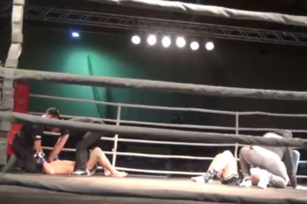 MMA: Διπλό νοκ άουτ! (video)