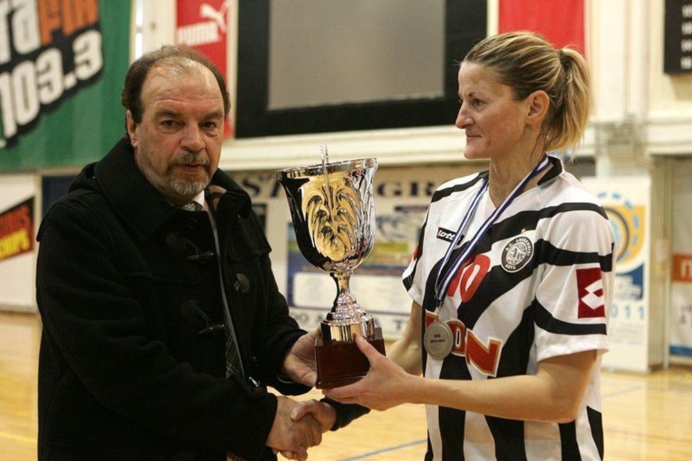 Α1 Χάντμπολ Γυναικών: MVP η Σκάρα