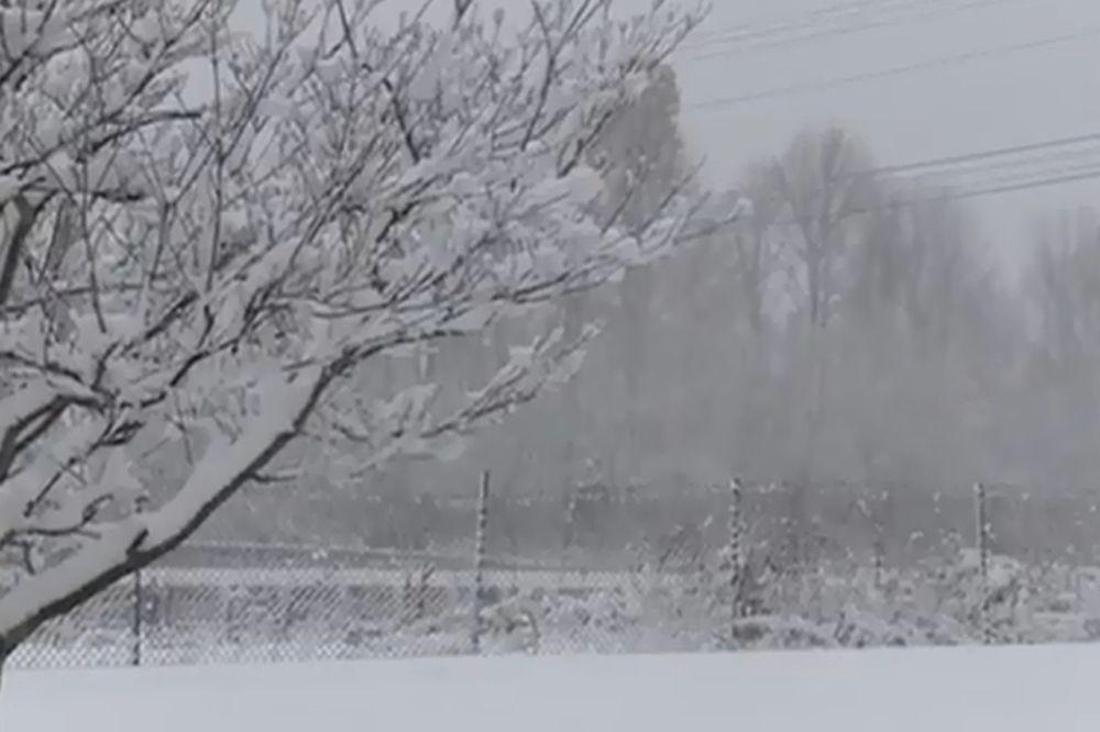 Τυφώνας Σάντι: Προκάλεσε και χιονοθύελλες