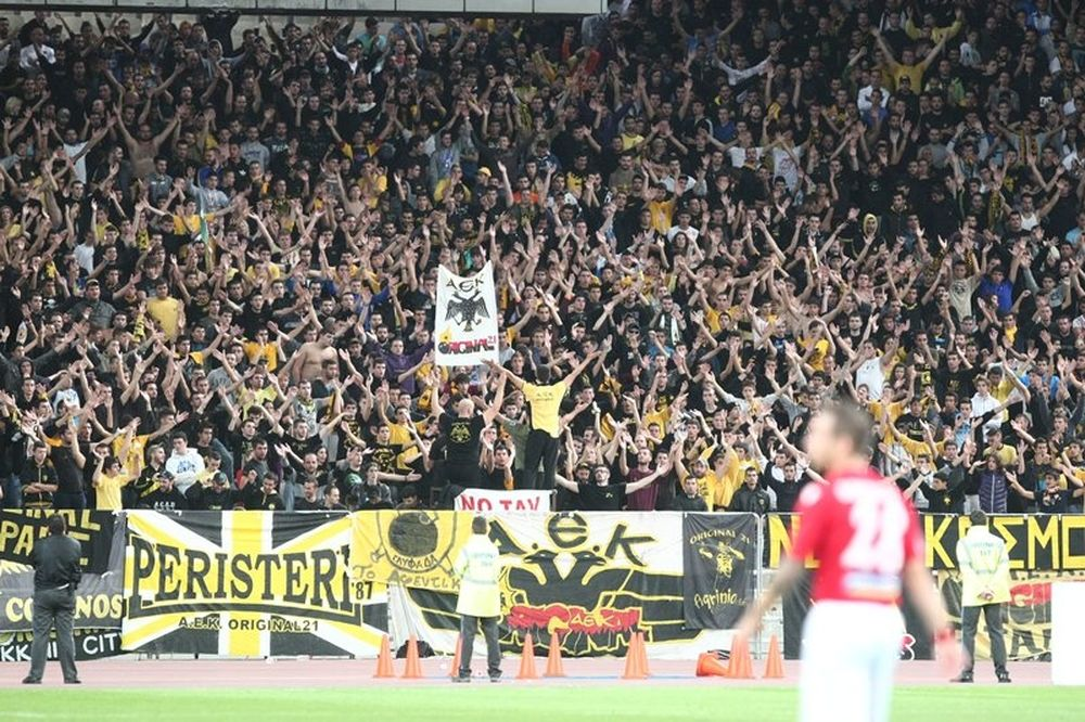 Super League: Κλήθηκε σε απολογία η ΑΕΚ