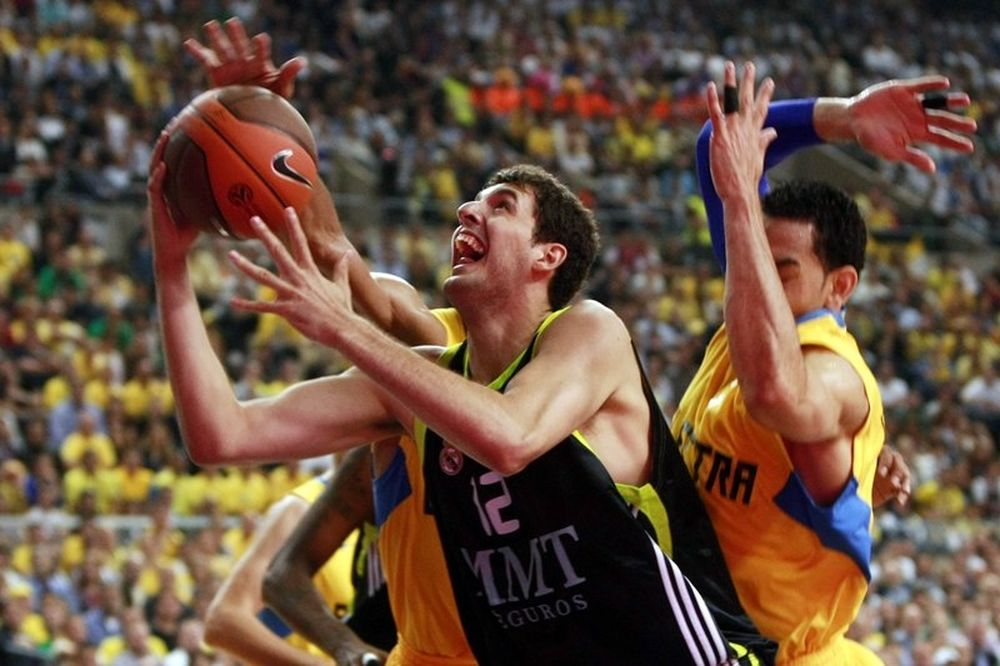 Ρεάλ Μαδρίτης: MVP Οκτωβρίου ο Μίροτιτς