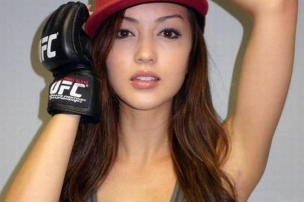 UFC: Ring girl εξ Ασίας 2 (photos)