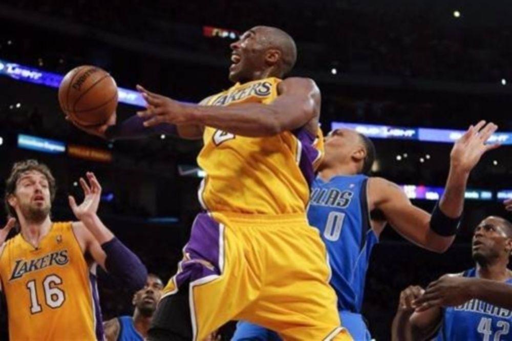 NBA: Στραπάτσο για τους Λέικερς