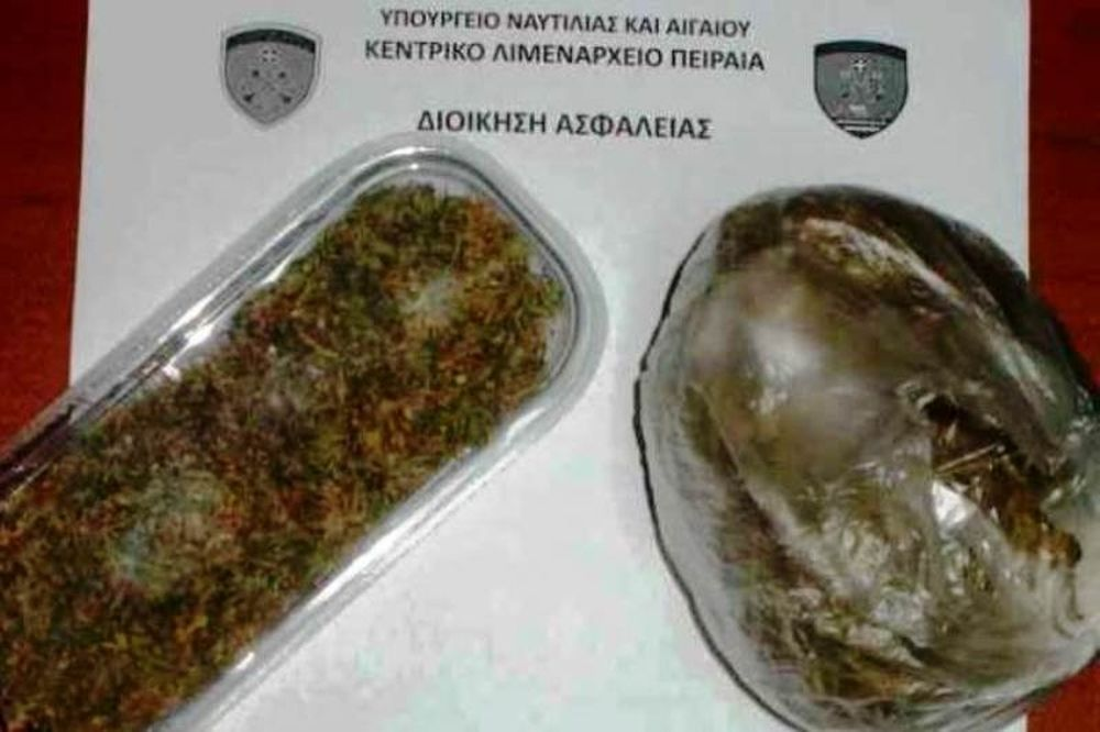Σύλληψη εφήβου για κατοχή ναρκωτικών στον Πειραιά