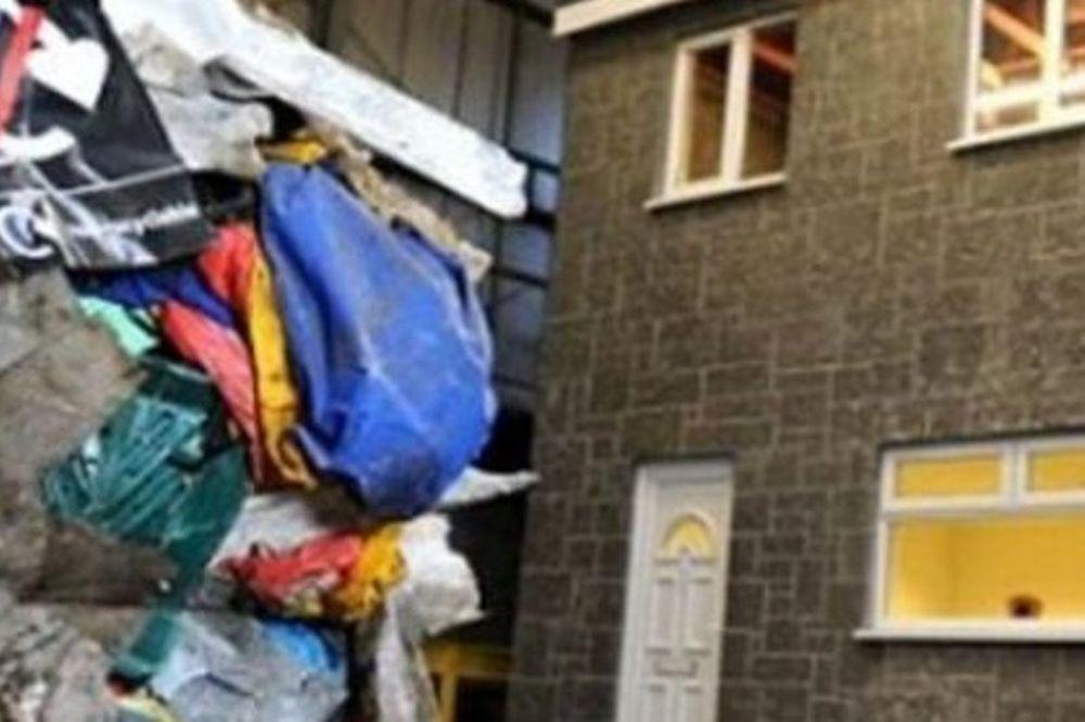 Εταιρεία κατασκευάζει σπίτια από... σκουπίδια!