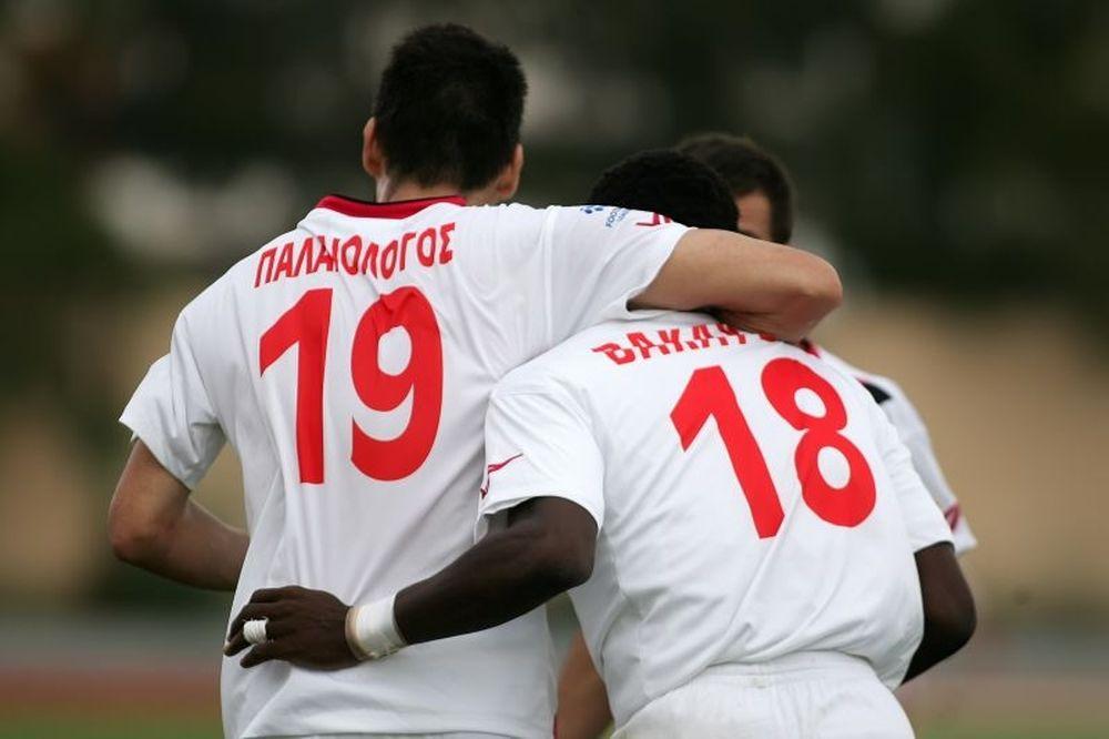 Πρόκριση «θρίλερ» για Ολυμπιακό Βόλου, 5-3 την Καλλονή στα πέναλτι