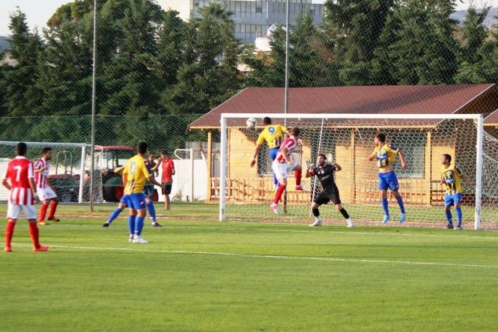 Κ20: Ολυμπιακός-Αστέρας Τρίπολης 1-1