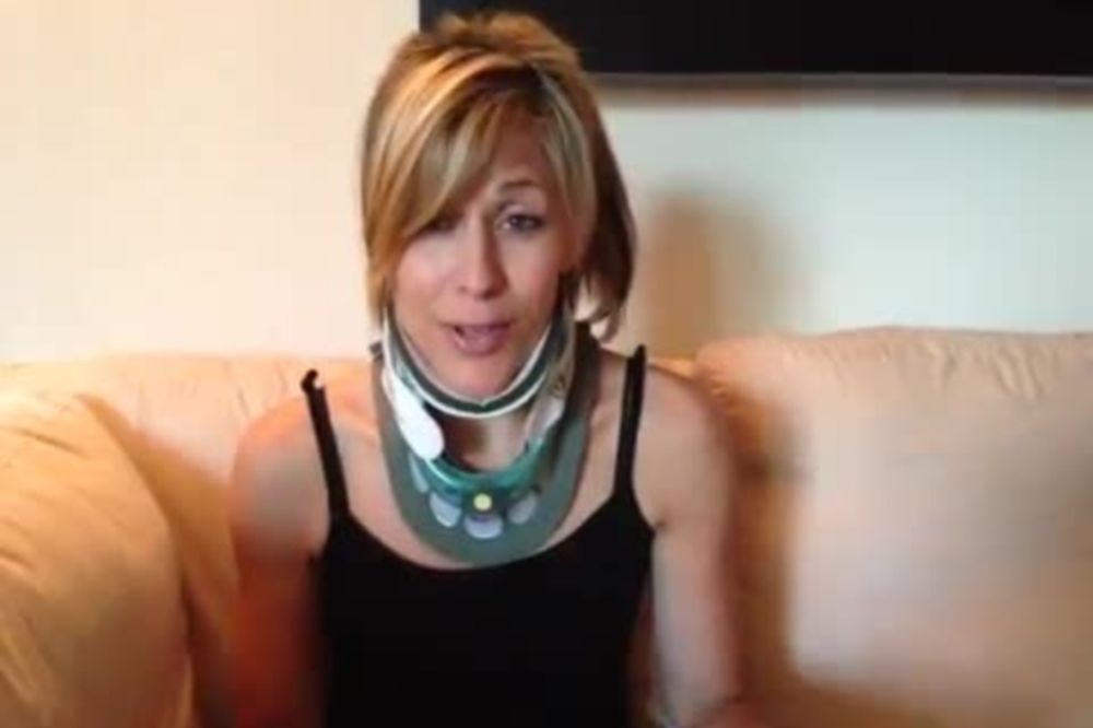 WWE: Στο σπίτι της η Lilian Garcia (video)