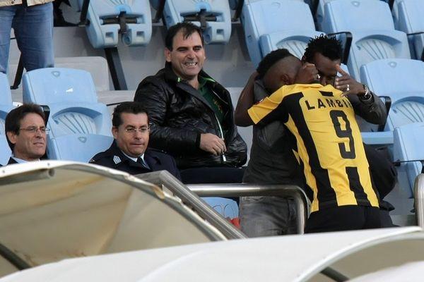 Aφιέρωσε το γκολ στον Γκαντιάγκα (photos)