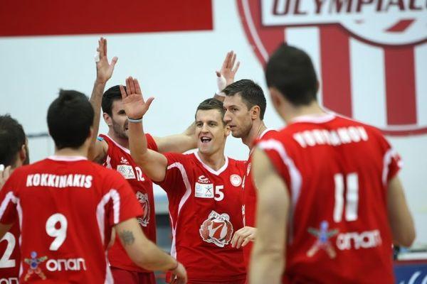 Άνετη πρόκριση Ολυμπιακού, 3-0 τη Μλάντοστ στη Βοσνία