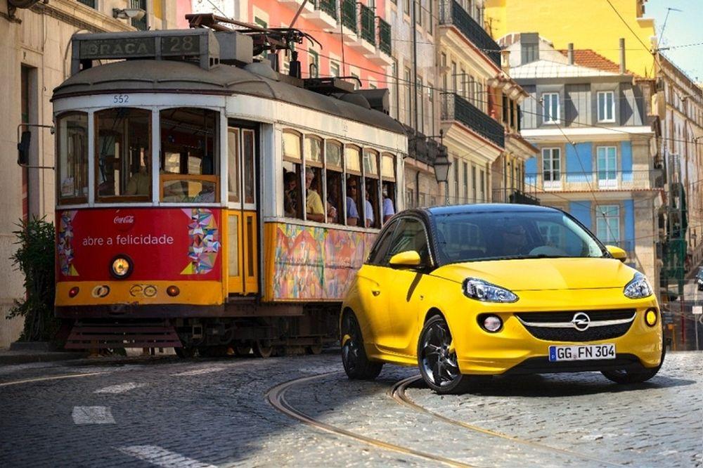Ερχεται το 2013 το Opel ADAM