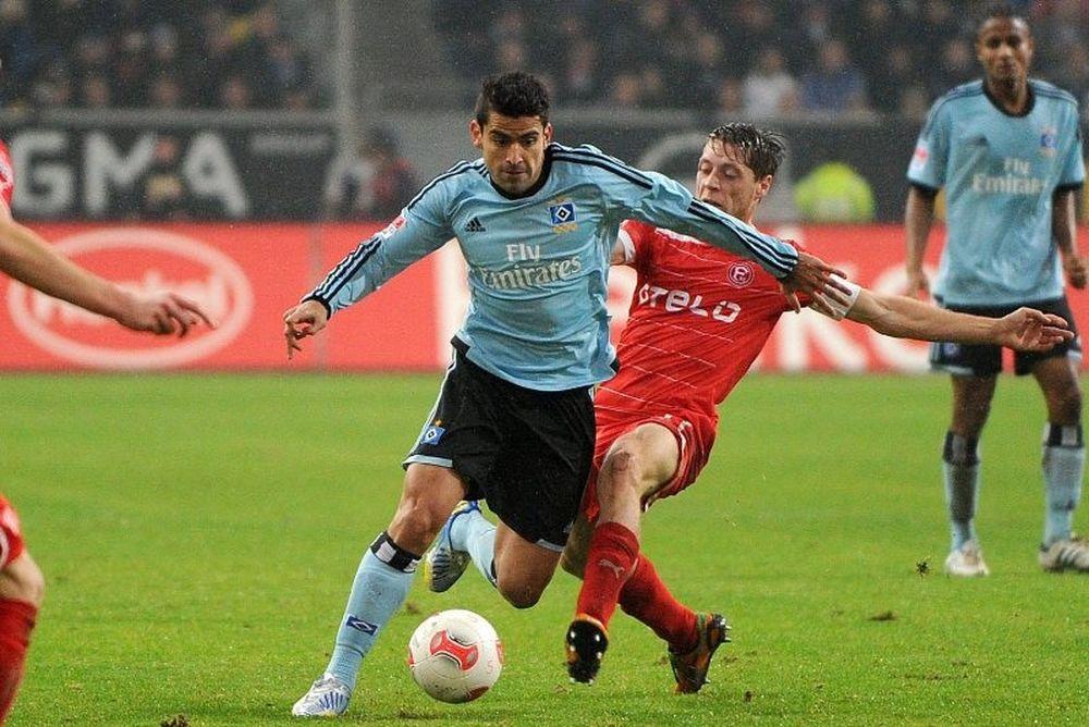 Ανάσα... για Φορτούνα, 2-0 το Αμβούργο