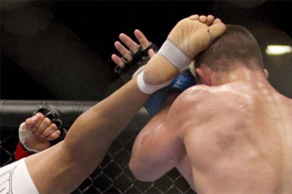 UFC: Πρόωρη αποχώρηση του Denis