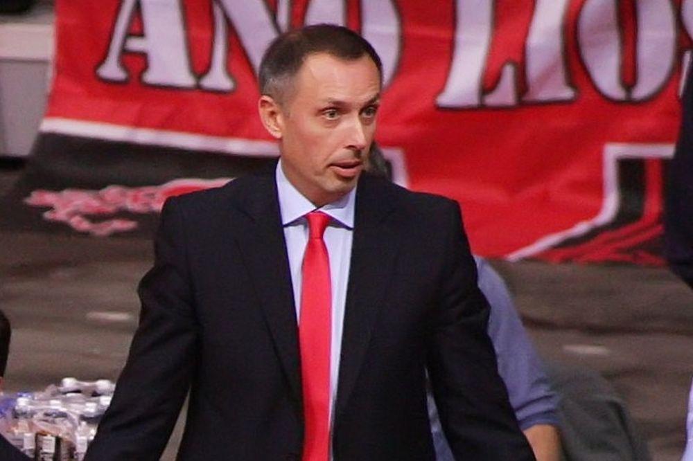 Τόμιτς: «Συνεχής βελτίωση, ενόψει Ζαλγκίρις»