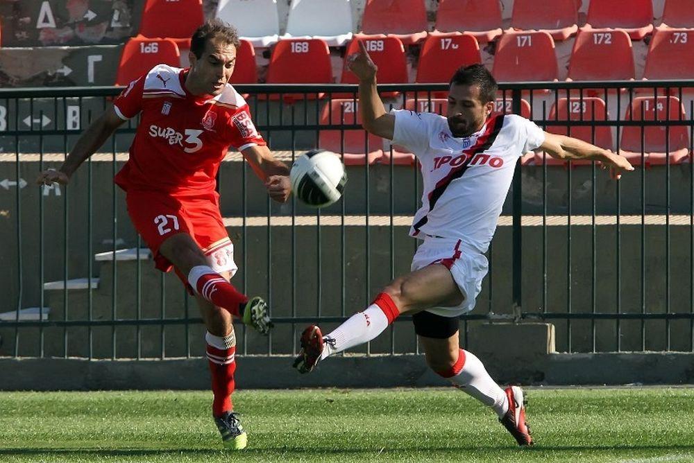 Football League: Η… διπλή «μάχη» Σερρών-Βόλου!