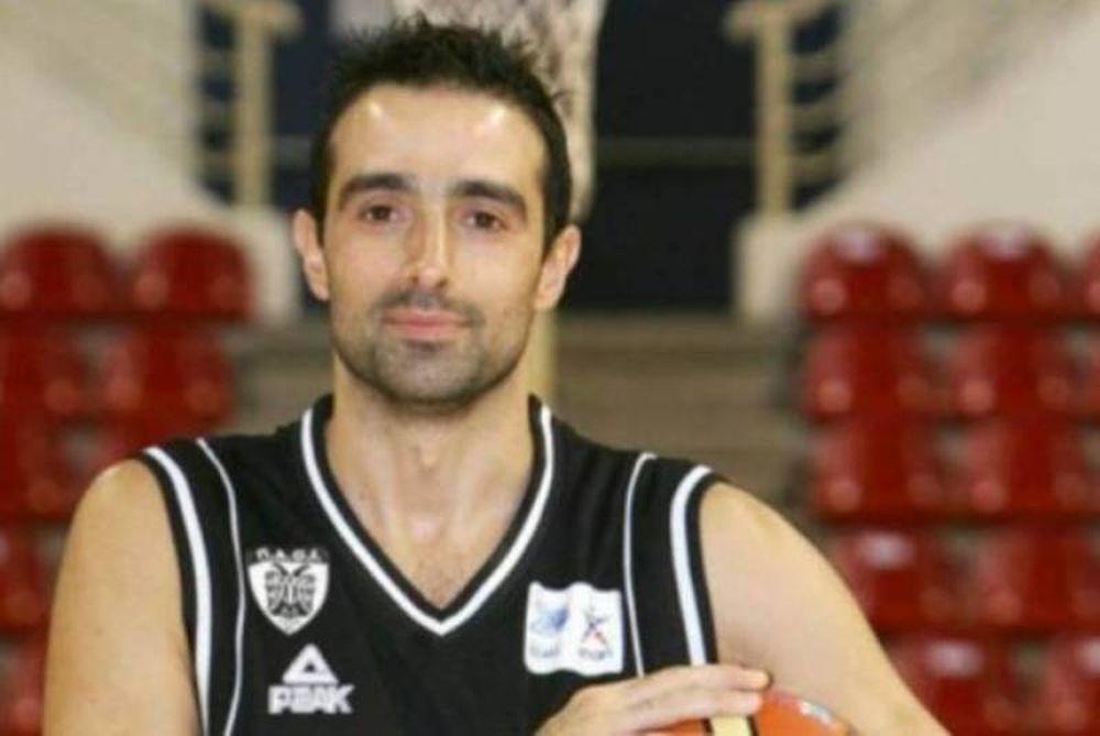 Χαραλαμπίδης: «Στόχος μας η 3η θέση»