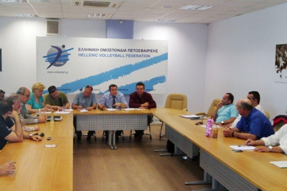 ΕΟΠΕ: Συνεδριάζει στα Γιάννινα