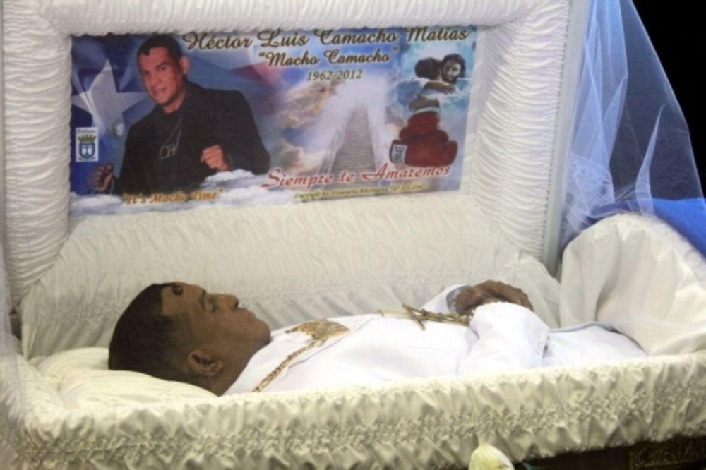 Μποξ: Το τελευταίο αντίο στον Macho Camacho