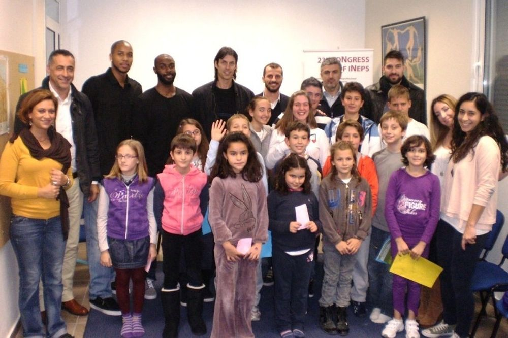 Απόλλωνας Πατρών: Επίσκεψη στην «Πρόταση» (photos)
