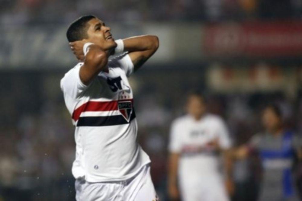 Κόπα Σουνταμερικάνα: Στον τελικό η Σάο Πάολο (video)